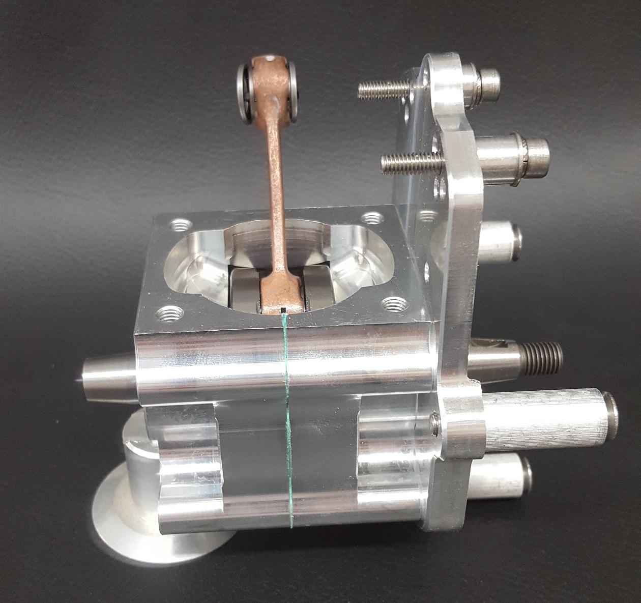Zenoah Marine Engines : 29 6mm AKA 1 6 Stroke V3 Billet Bottom End kit