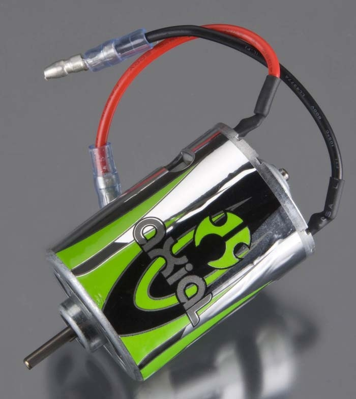 Axial ax24004 am27 540 electric motor for Rc electric motor dyno