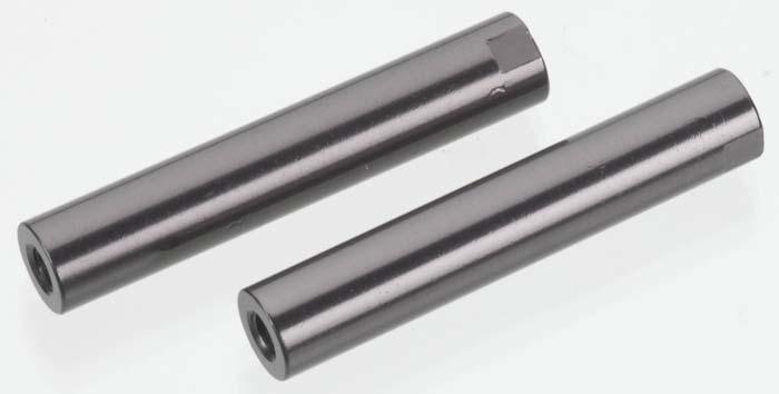 Axial ax threaded aluminum pipe mm grey