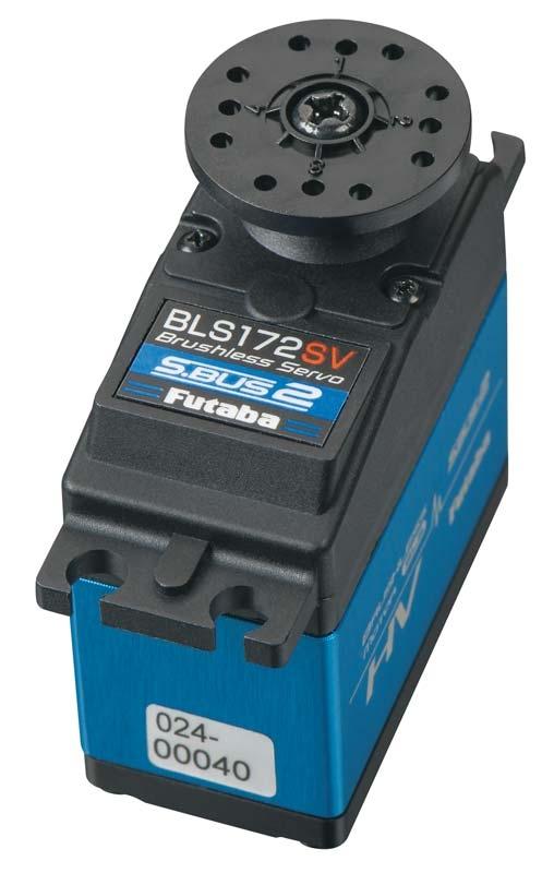 Futaba Radios Receivers Servos Other Bls172sv S Bus2