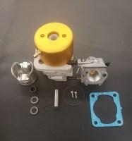 Aircooled Engines & Parts : OEM Zenoah carburetor spacer